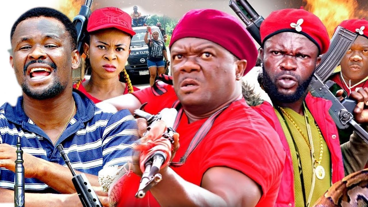 Download THE DEADLY LIONS {FULL MOVIE} - NEW MOVIE LATEST NIGERIAN NOLLYWOOD MOVIE