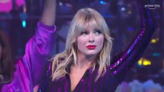 Taylor Swift - You Need To Calm Down Live Performance (PrimeDay Concert)