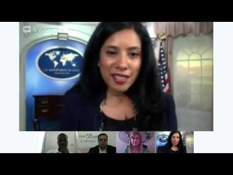 Google+ Hangout with Special Adviser on Global Youth Issues Zeenat Rahman