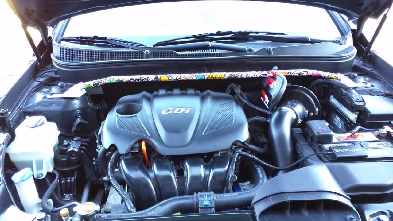 2012 Hyundai Sonata GLS YF 2 4L performance upgrades