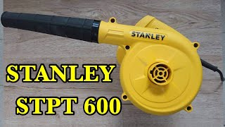 Review : Blower STANLEY STPT600