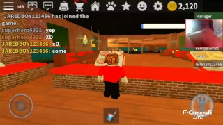 Indien jouant ROBLOX