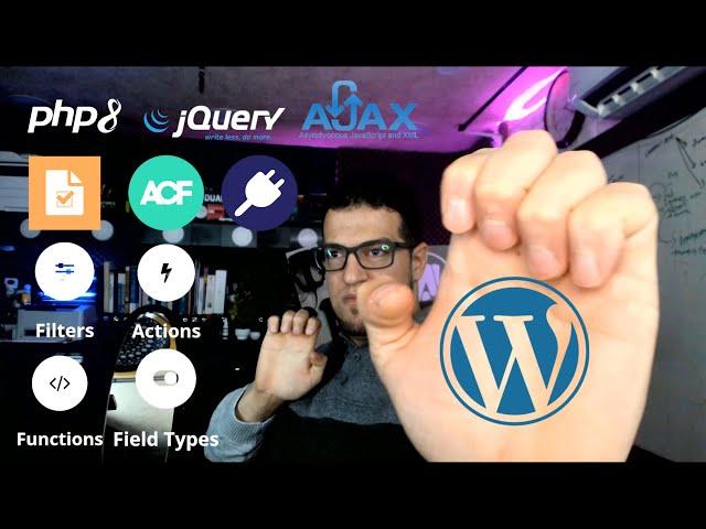 Complete WordPress Developer مطور الووردبريس المتقدم
