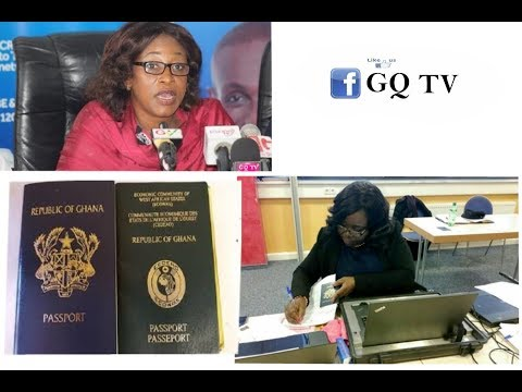 Receive Your Passport In 7 Days @ Ghana Embassy