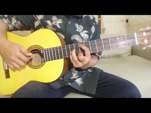 Anging Mamiri - Lagu Daerah Makassar (Fingerstyle Cover)