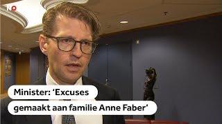Minister Dekker komt met maatregelen na rapport dood Anne Faber