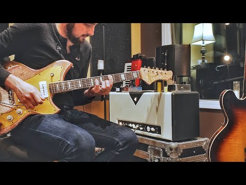 Session Guitarist: 2 Days In The Studio