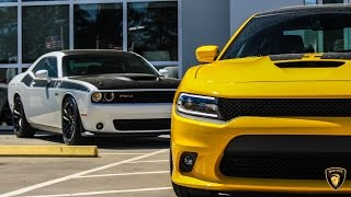Pure POV- 2017 392 Daytona Charger (yellow jacket)