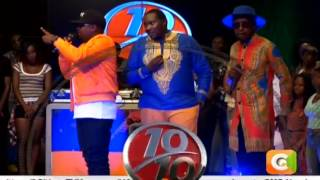 P-Unit  LIVE Performance  on #10over10