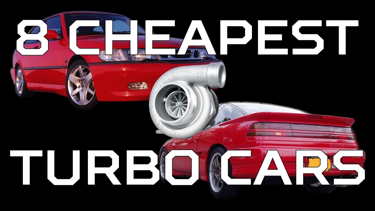 Cheapest Used Turbo Cars
