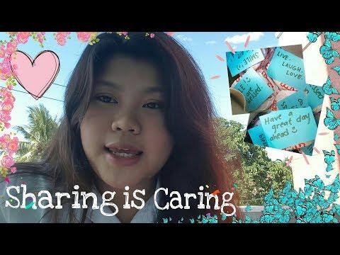 Vlog1: Sharing is Caring || Hanna