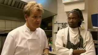 """Pesadilla en la Cocina UK 2x03 Español """"Momma Cherri"""