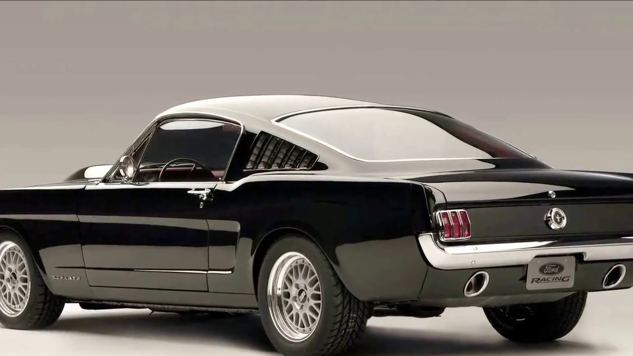 1965 ford mustang fastback with cammer engine youtube. Black Bedroom Furniture Sets. Home Design Ideas