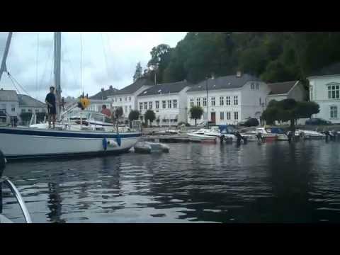 Risor Norway Summer 2013 Summer Vacation