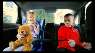 """Road Safety PSA Russian Federation """"Family"""""""