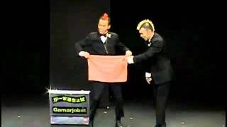 Japanese Comedians. Simple, yet so entertaining
