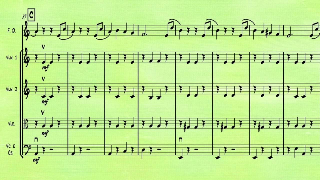 Preferenza Bagatella per flauto dolce e piccola orchestra - Eugenio Conforti  CA63