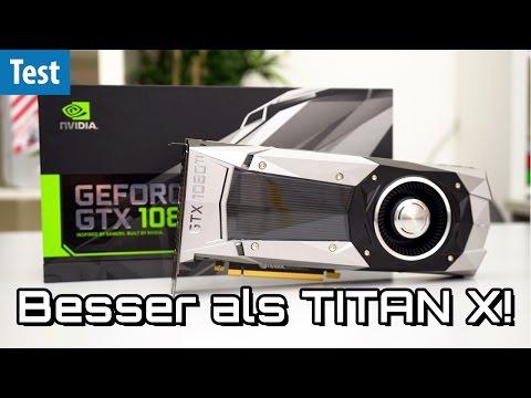 GTX 1080 Ti im Test: Besser & günstiger als TITAN X !!   getestet mit GTA V, Tomb Raider & Witcher 3