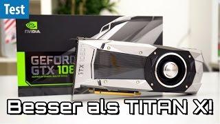 GTX 1080 Ti im Test: Besser & günstiger als TITAN X !! | getestet mit GTA V, Tomb Raider & Witcher 3