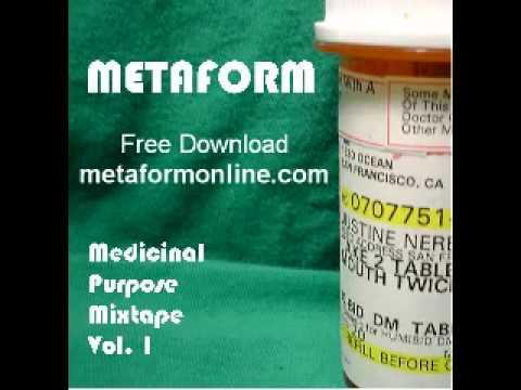 Metaform - Medicinal Purpose Mixtape Vol. 1