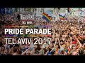 Time Out Pride Parade Tel Aviv 2017 - A 360/VR experience