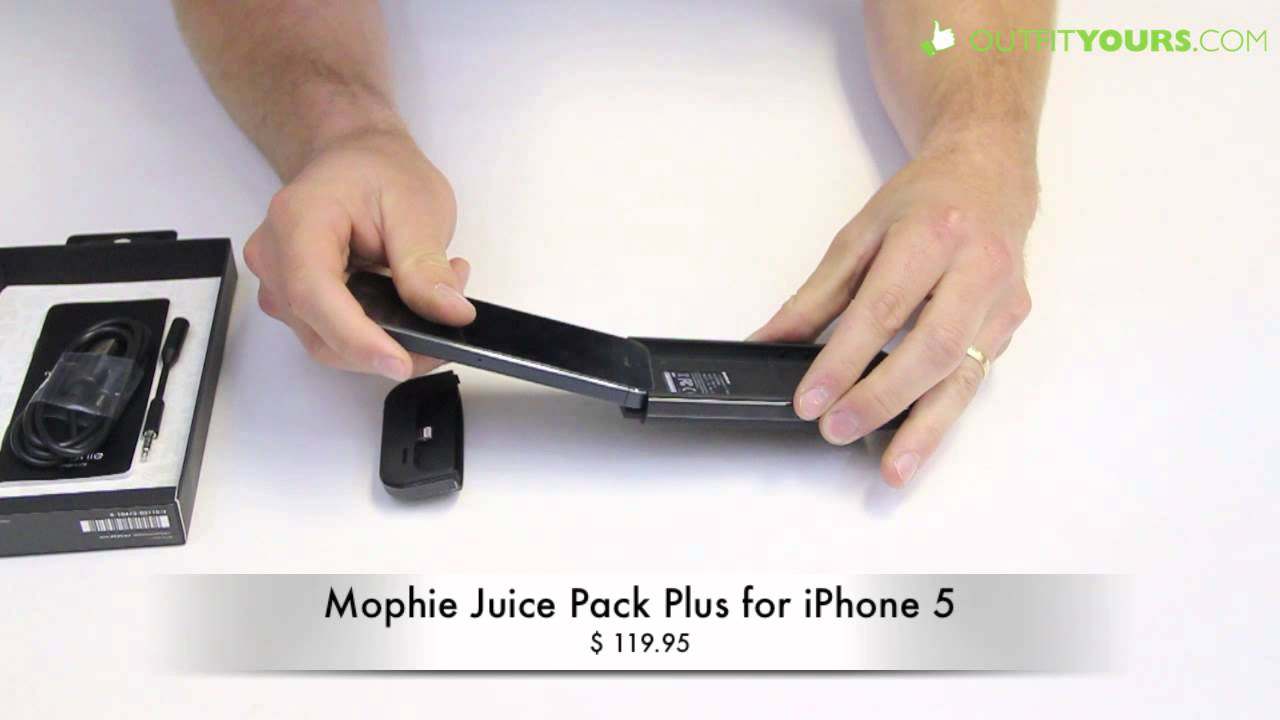 sale retailer 4c277 dfc6e mophie juice pack plus for iPhone 5S and iPhone 5 Review
