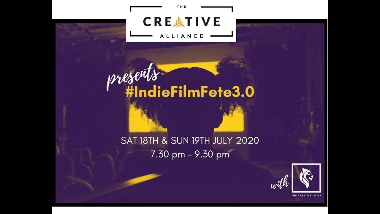 Indie Film Fete 3.0 is here!