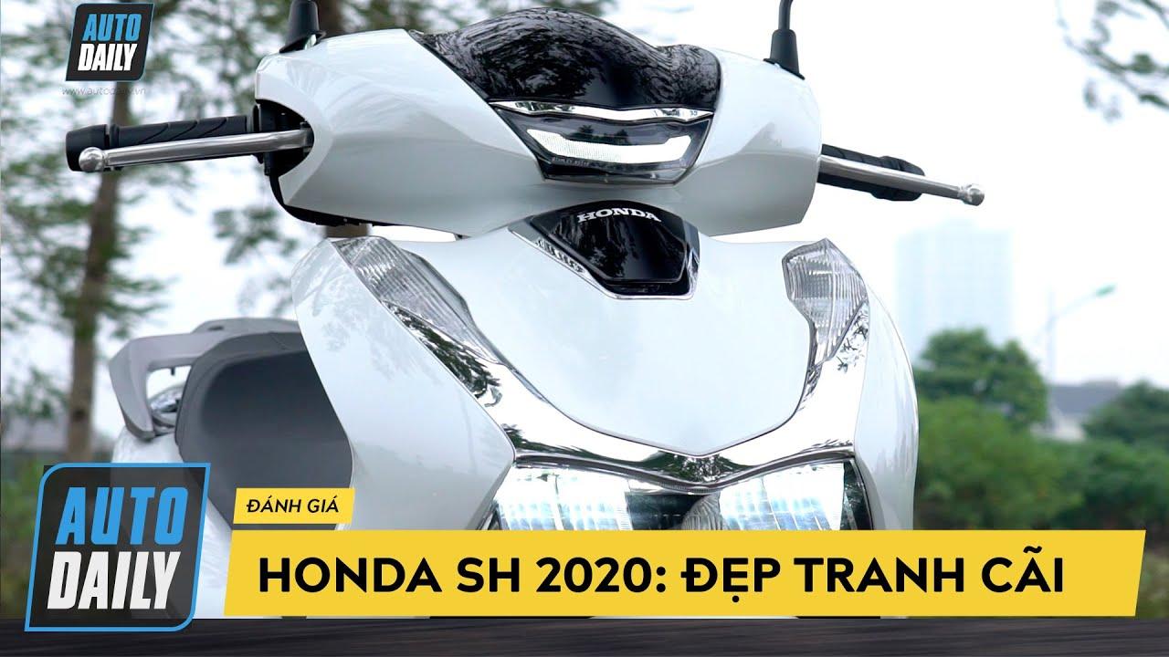 Đánh giá Honda SH 150i 2020: Đẹp, hiện đại, gây tranh cãi |Autodaily|