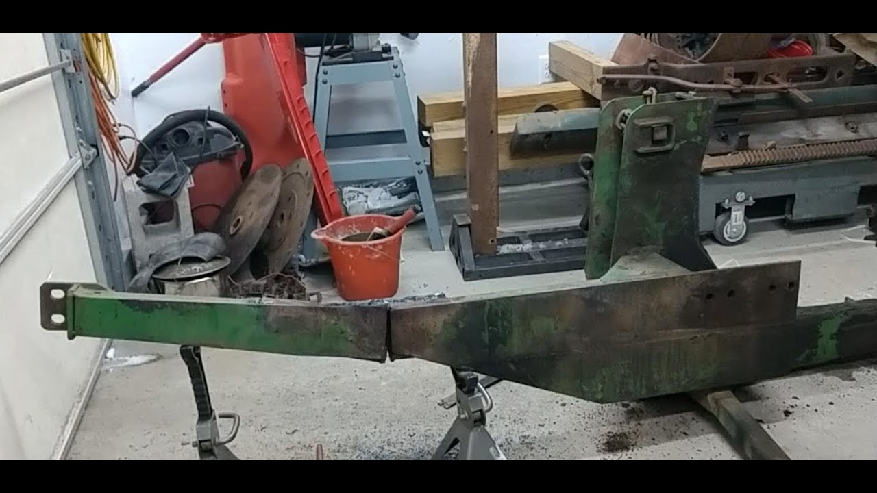 John Deere Tractor Repair Part 1