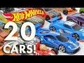 Hot Wheels 20 car pack