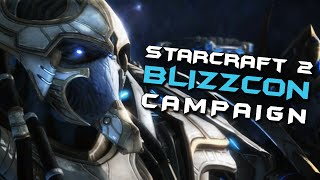 StarCraft 2: Legacy of the Void BlizzCon 2014 Singleplayer Campaign: Everything you need to know
