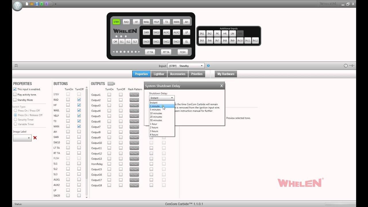 support whelen engineering automotivewiring whelen inner edge 21 [ 1280 x 720 Pixel ]