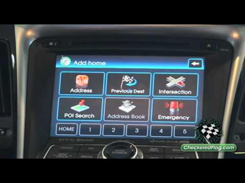 How To Use Navigation in the new Hyundai Sonata