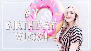 MY BIRTHDAY VLOG! | #ICOVETJUNE | I Covet Thee Vlog