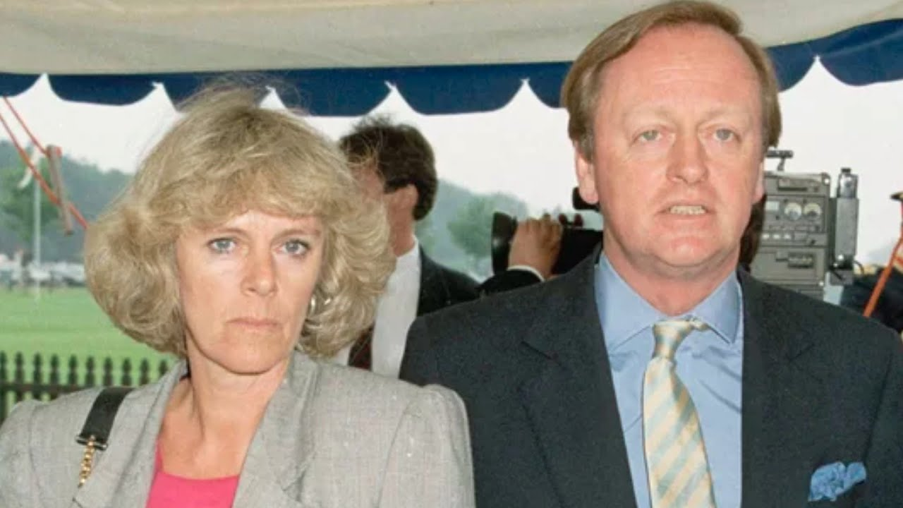 Details Revealed About Camilla Parker Bowles' Ex-Husband Andrew