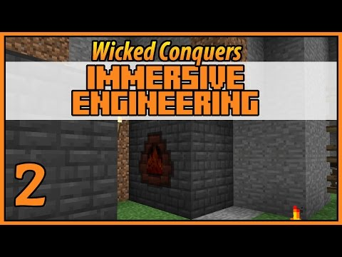 coal-coke-oven---wicked-conquers-immersive-engineering---ep-2---[let's-play-minecraft-mods]