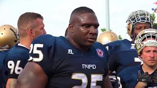 NYPD Football: Behind the Scenes