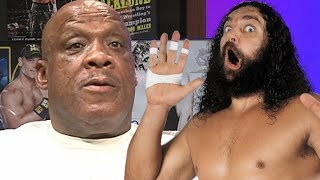 THE MURDER OF BRUISER BRODY (Tony Atlas Shoot Interview Documentary) :: Memories & Legends #2.6