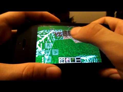Minecraft Pocket Edition-Telefonda Minecraft Keyfi!