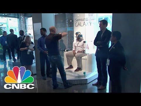 Virtual Reality An $80B Business? Goldman   Tech Bet   CNBC