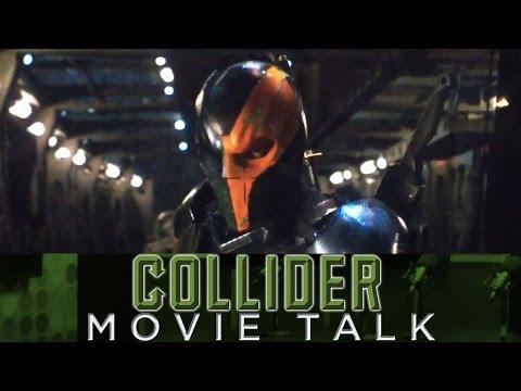 Ben Affleck Reveals Deathstroke As Villain For Batman Solo Movie? - Collider Movie Talk