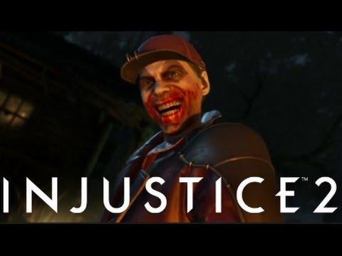 Injustice 2 - Dr Fate vs Joker