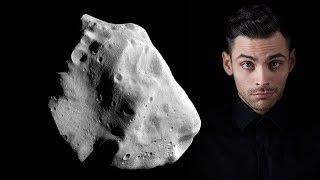 Апофис - астероид, который может упасть на Землю в 2029 году.