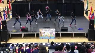 Indian Student Organization - 39th Annual International Festival, University of Illinois Springfield