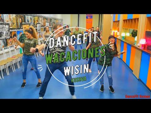 Vacaciones - Wisin@DanceFit