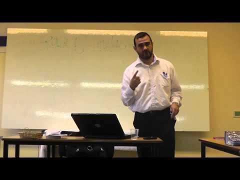 Leyes de Kashrut -parte 1 -   Rabino Guidon