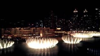 Экскурсии в Дубае - Танцующие фонтаны(Экскурсии в Дубае никогда не обходятся без посещения Танцующих фонтанов у небоскреба Бурдж Халифа. Фонтан..., 2016-10-29T14:39:16.000Z)