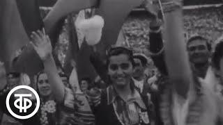 Твои ордена, комсомол. Серия 4. Идет эшелон комсомольцев. Документальный сериал о комсомоле (1969)