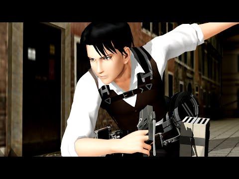 【進撃のMMD再現PV】 「いままで」と「これから」【Drama Attack on Titan】 (HD)