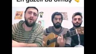 """Gece GÖlgenİn Rahatina Bak """"15 Temmuz Versİyon"""""""